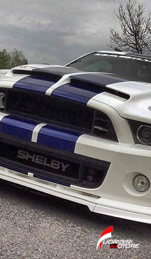 Sfondo Ford Mustang Shelby Car Tuning