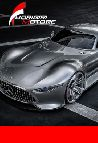 Virtual Mercedes-Benz AMG Vision Gran Turismo
