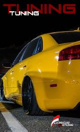 Sfondo Audi RS4 Car Racing