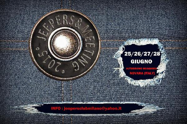 Eventi e Sagre 4x4 JEEPERS MEETING 2015