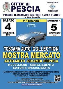 Toscana Auto Collection Mostra Auto e Ricambi