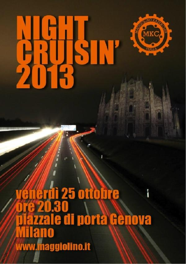 NIGHT CRUISING 2013