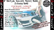 Lombardia, Milano, Lainate, 15 marzo 2014 - 1� Serial Killer Roxy Bar Day