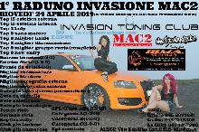 1� Raduno Invasione MAC2