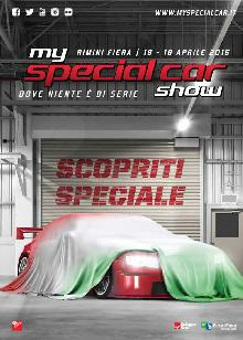 13^ My Special Car Show 2015