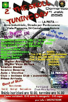 2° Tuning Day The Skull tuning club 2016