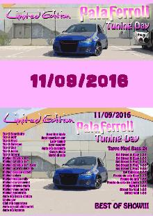 Palaferroli Tuning Day By Limited Edition