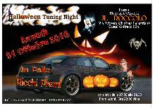 Halloween Tuning Night