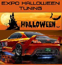Expo Halloween Tuning