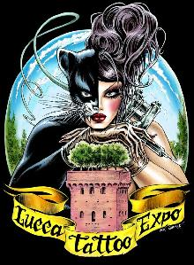 Lucca Tattoo Expo 2018 Tuning