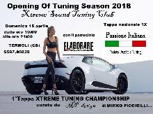 Opening of Tuning Season 2018