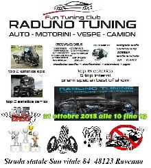 1 raduno tuning day ravenna