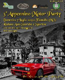3° Appennino Motor Party