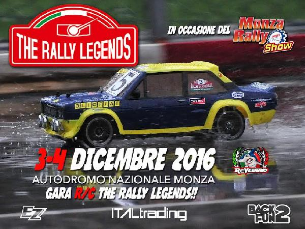 Eventi e Sagre Rally Lombardia monza, rallylegends, show