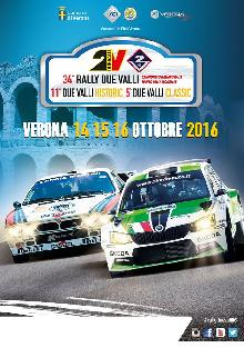 34° RALLY DUE VALLI
