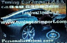 Tuning Car import A&A