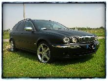 Jaguar X-Type 2.2D s.w. Executive Nero Opaco