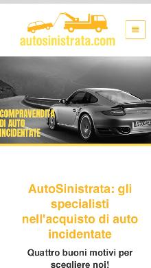 COMPRO AUTO SINISTRATE T 3355609958
