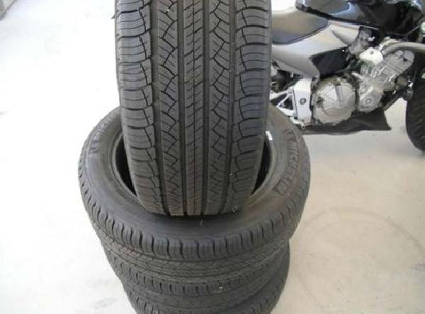 N 4� GOMME MICHELIN 235/50/18 COME NUOVE