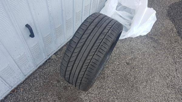 GOMME CONTINENTAL 245/35R18 RUNFLAT