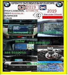 Dvd bmw road map europe high 2019