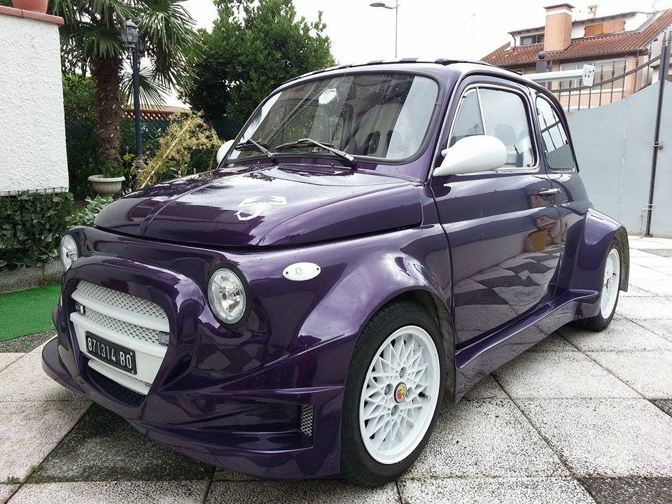 FIAT 500 OLD – PASSIONE TUNING