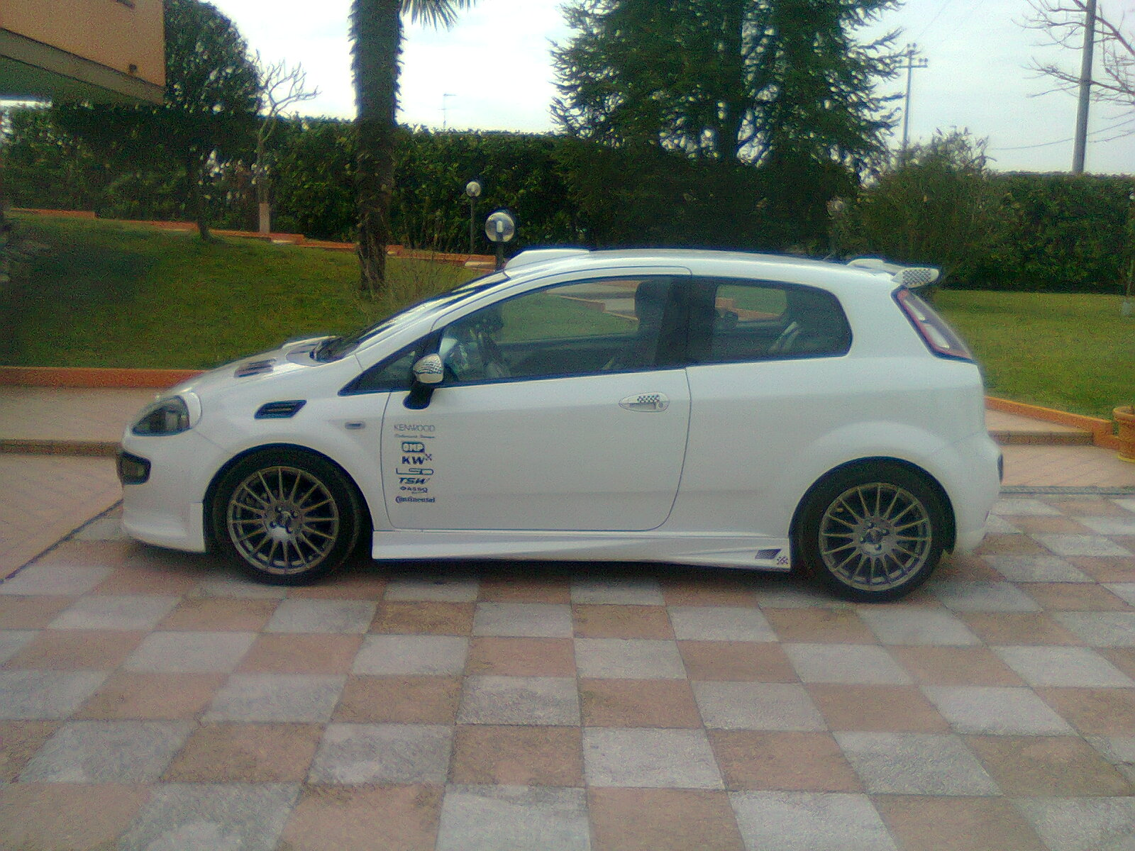 LA GRANDE PUNTO EVO TUNING by RICH