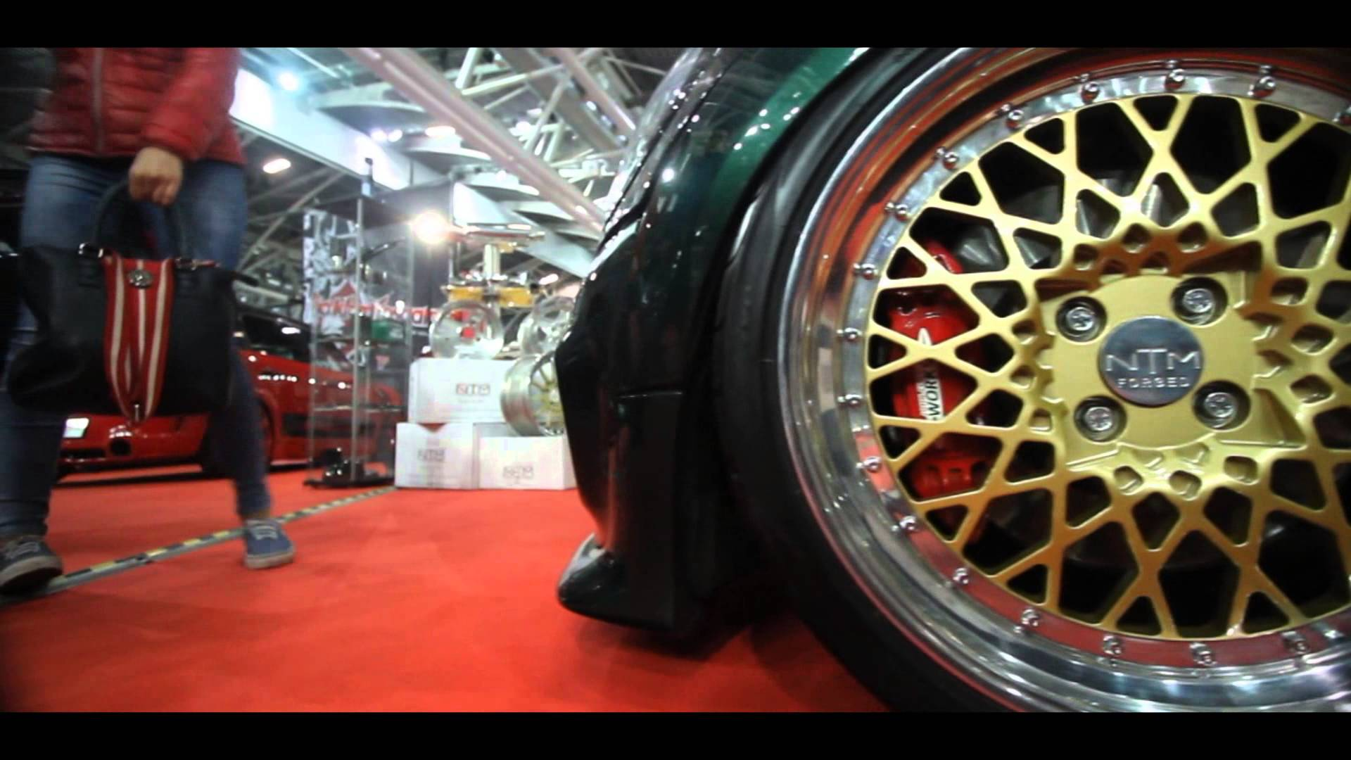 RSI C6 @ Expo tuning Torino 2k15 | Full edition