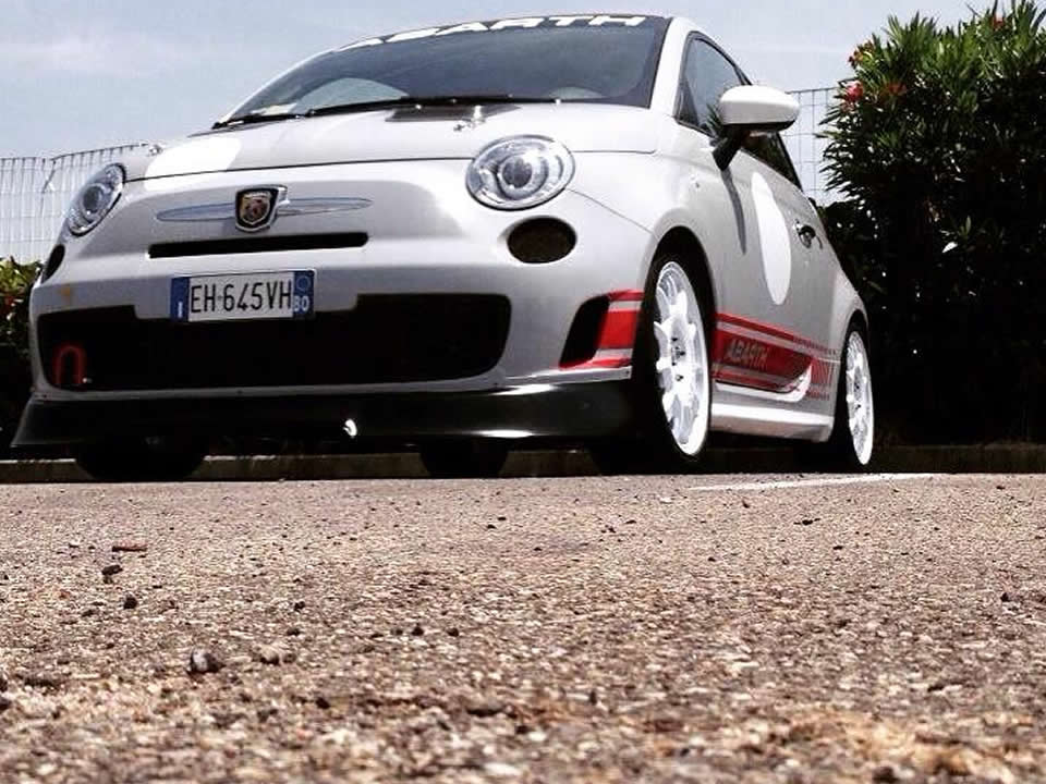 FIAT 500 ABARTH – REPLICA ASSETTO CORSE