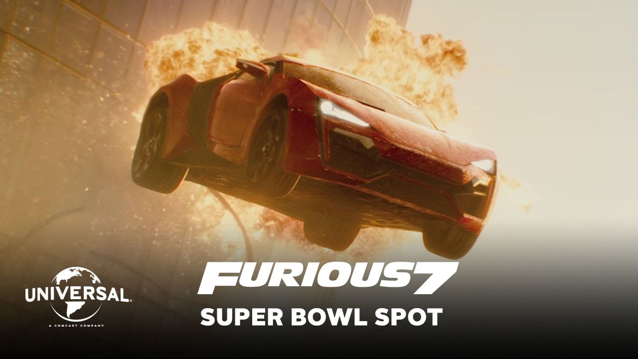 FAST AND FURIOUS 7 TRAILER 2