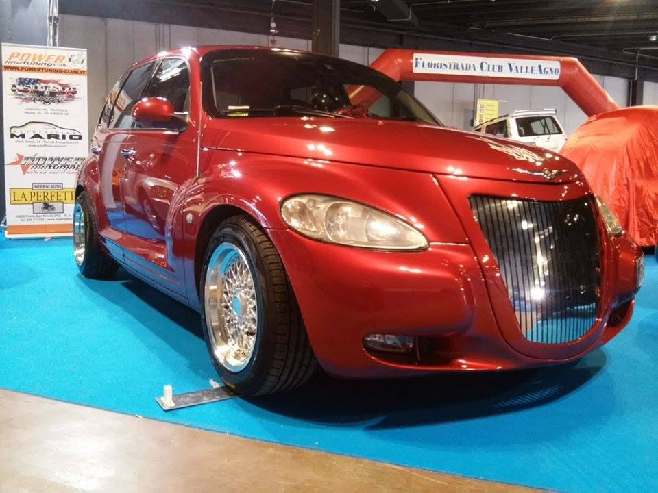 CHRYSLER PT CRUISER – KUSTOMKRUISER