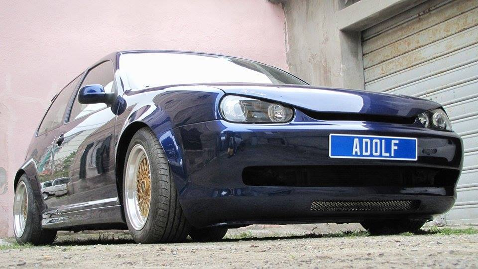 VW GOLF – ADOLF TUNING