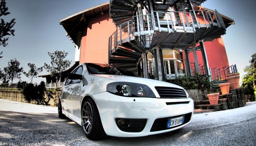 PUNTO MK2B – LOVE WHITE TUNING