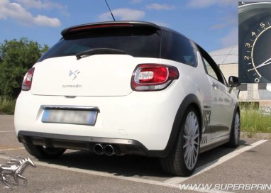 CITROEN DS3 TUNING