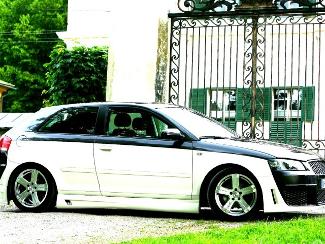 auto audi, a3 tuning