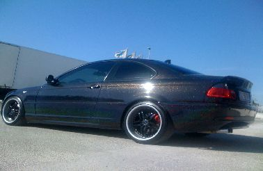 bmw multicolor tuning