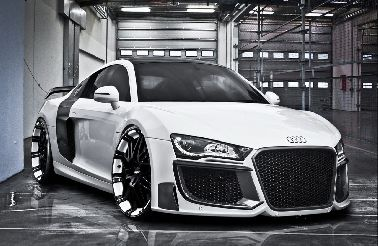 Audi R8 2013 by Regula Kit (V8/V10)