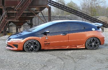 Honda Civic FK3 Tuning