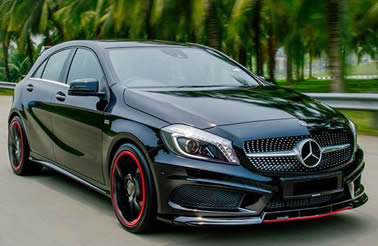 Mercedes Classe A 45 AMG by Brabus