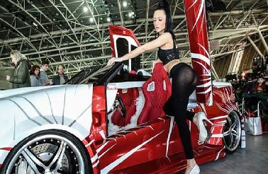 PASSION CAR - TUNING EXTREMO